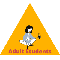 adult students online