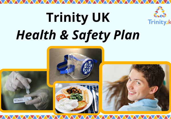 Trinity UK Health and Safety Plan